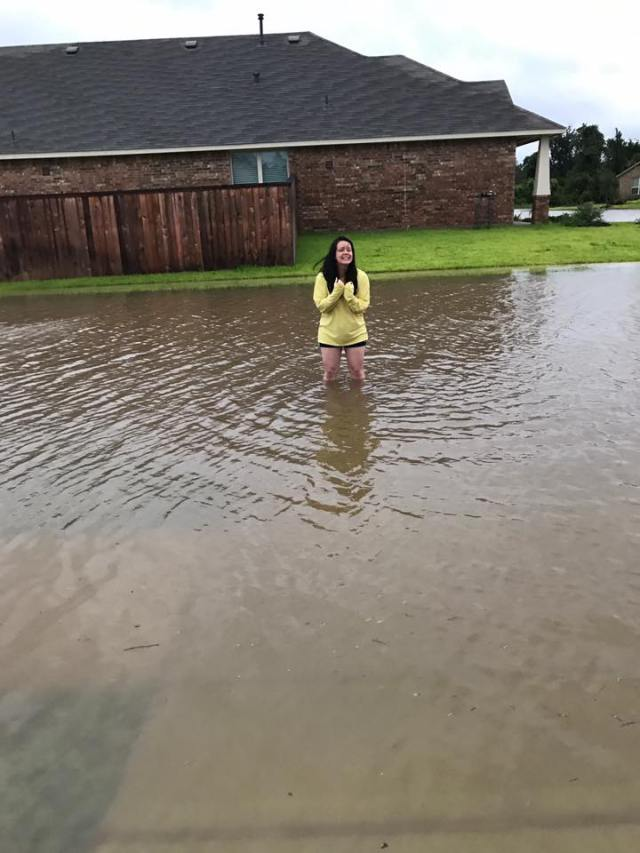 me in flood